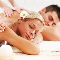 escale en tandem - en couple au Royal Spa