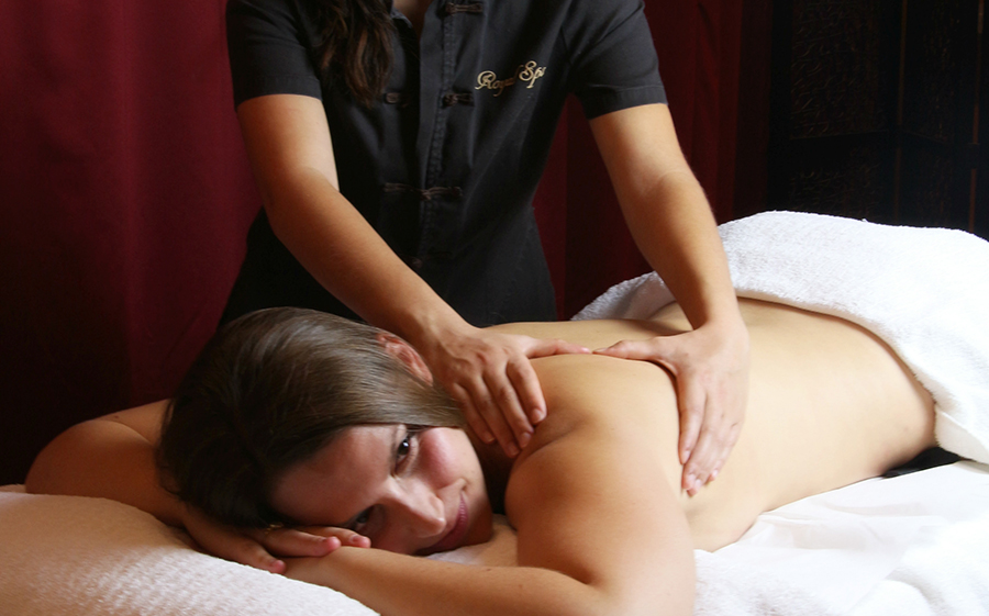 massage au Royal Spa de Lyon