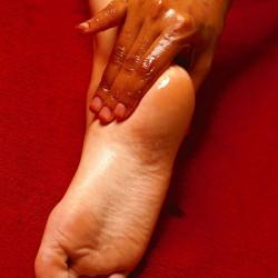 Massage des pieds au Royal Spa: la reflexologie plantaire
