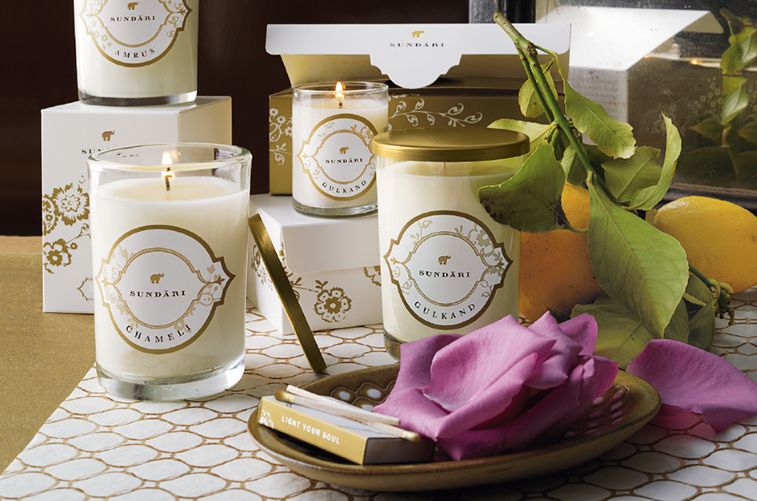 produit cosmetique du royal spa sundari